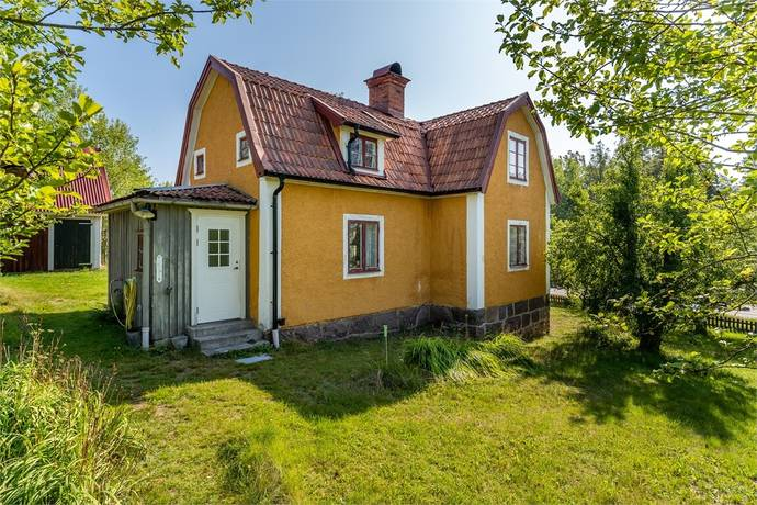 Bild: 4 rum fritidshus på Gladhammar Margareteborg  , Västerviks kommun Gladhammar