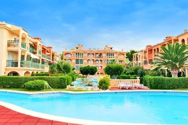 Bild: 3 rum bostadsrätt på Apartment, Mallorca - El Toro , ES, Spanien El Toro