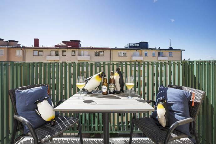 2c01dadebda4 Bild: 2,5 rum bostadsrätt på Rindögatan 7, 6tr, Stockholms kommun Gärdet