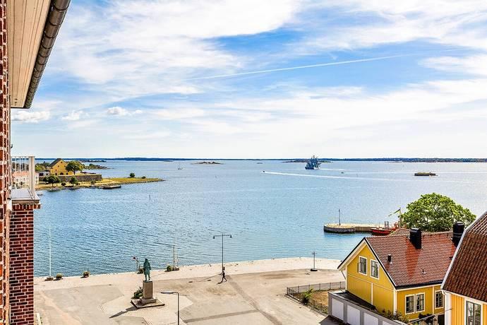 Bild: 3,5 rum bostadsrätt på Alamedan 4, Karlskrona kommun Trossö