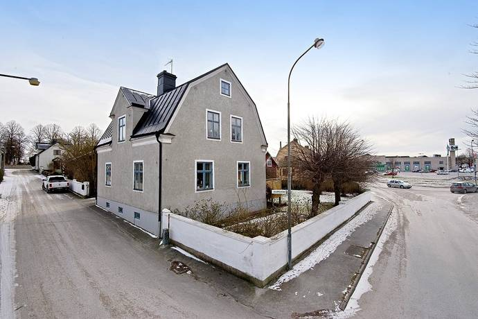 Bild: 5 rum villa på Leijergatan 2, Gotlands kommun Visby