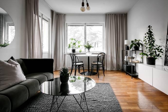 Bild: 2 rum bostadsrätt på Kalmgatan 19, Stockholms kommun Hammarbyhöjden