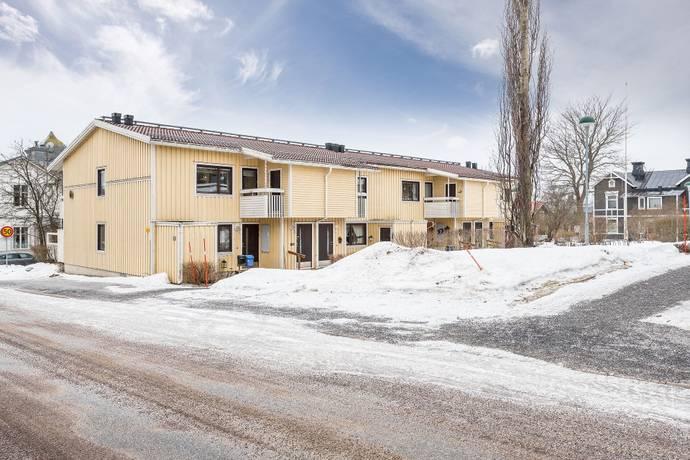 Bild: 2 rum bostadsrätt på Lasarettsgatan 9, Härnösands kommun