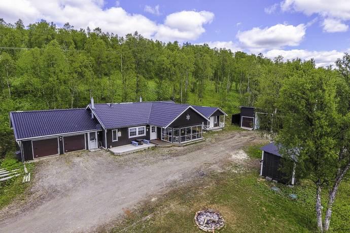 Bild: 3 rum villa på Ström 242, Storumans kommun Tärnaby