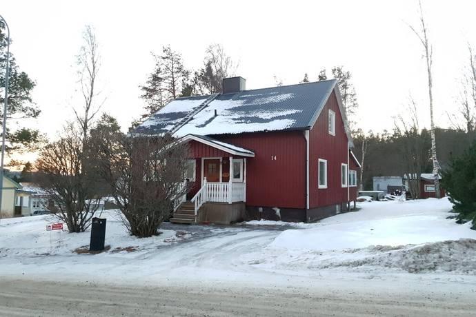 Bild: 6 rum villa på Hammarvägen 14, Örnsköldsviks kommun Gene