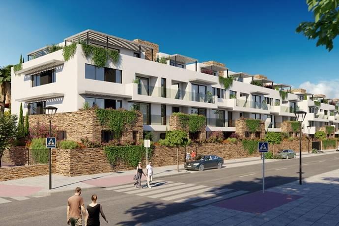 Bild: 3 rum bostadsrätt på Ny fräch lägenhet i ett helt nytt område., Spanien Mijas Costa - La Cala de Mijas