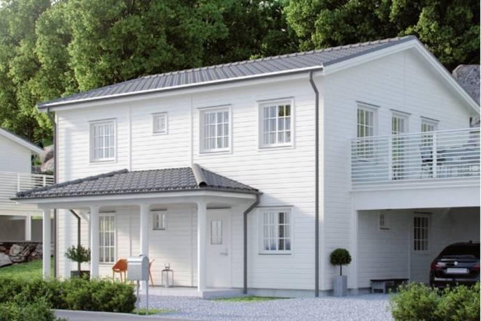 Bild: 6 rum villa på Grankullegatan, Alingsås kommun Stadsskogen