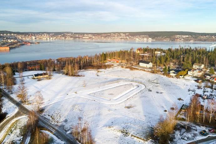 Bild: tomt på Stallbacken, Örnsköldsviks kommun Stallbacken