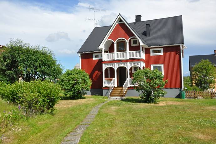 Bild: 5 rum villa på Köpmangatan 14, Norsjö kommun Bastuträsk