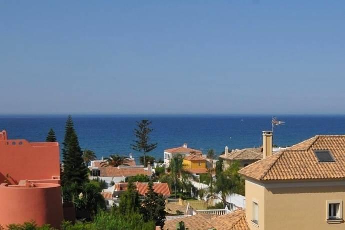 Bild: 3 rum bostadsrätt på Första linjen på stranden Marbella, Spanien Costabella Marbella, Costa del Sol