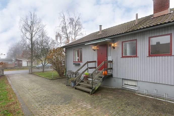 Bild: 4 rum villa på Vipgatan  1, Kalmar kommun