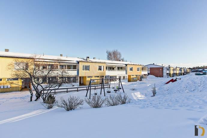 Bild: 3 rum bostadsrätt på Vargvägen 172F, Umeå kommun Mariedal