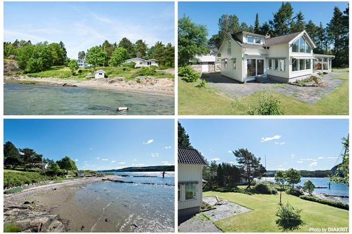 Bild: 5 rum villa på Rödbergsvägen 1, Uddevalla kommun Sunningen