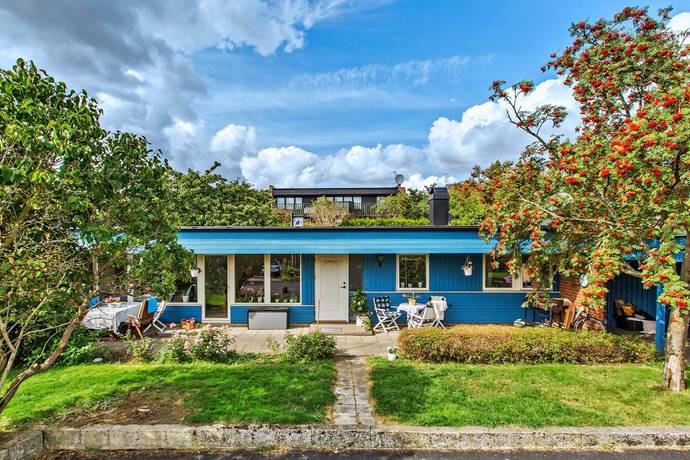Bild: 3 rum villa på Lyckevägen 9, Lunds kommun Dalby