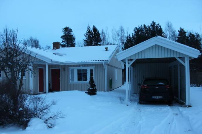 Bild: 2 rum radhus på Egnahemsgatan 10 A, Gävle kommun