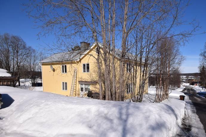 Bild: 7 rum villa på Postgatan 20 Porjus, Jokkmokks kommun