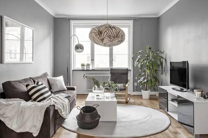 Bild: 2,5 rum bostadsrätt på Kapellplan 7, Malmö kommun Triangeln