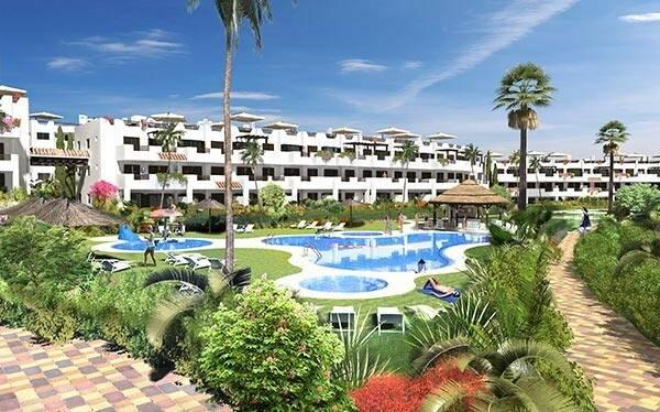 Bild: 3 rum bostadsrätt på SAN JUAN DE LOS TERRESROS Mar de Pulpi, Spanien Costa Almeria