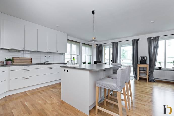 Bild: 3 rum bostadsrätt på Donners gränd 1A, Umeå kommun Sandåkern