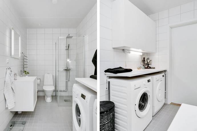 Bild: 3 rum bostadsrätt på Brotorps Allé 7 ,bv, Sundbybergs kommun Järvastaden