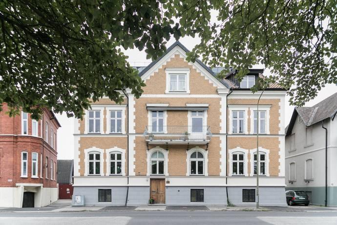 Bild: 2 rum bostadsrätt på Strandgatan 10, Malmö kommun Limhamn