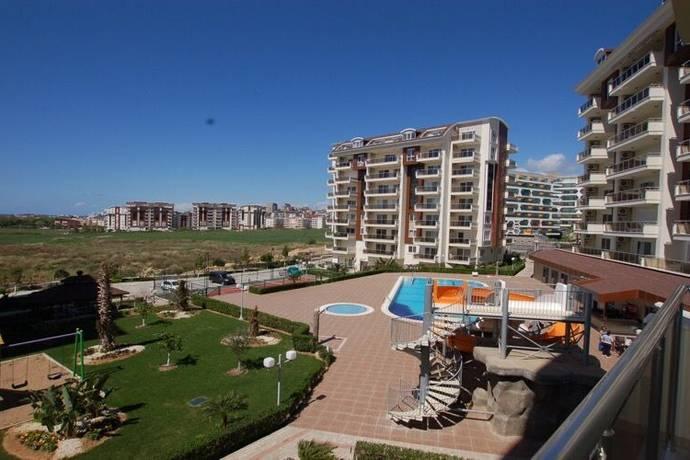 Bild: 2 rum bostadsrätt på Avsallar Orion Garden id 3209, Turkiet Alanya