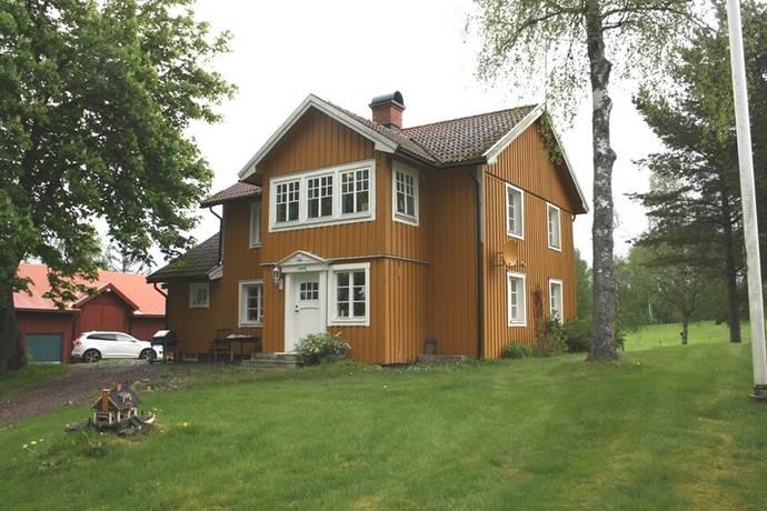 Bild: 3 rum villa på Bäckevarv Sand, Årjängs kommun Holmedal Bäckevarv