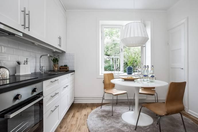 Bild: 1 rum bostadsrätt på Konsistoriegatan 13B, Linköpings kommun Centralt/Vasastaden