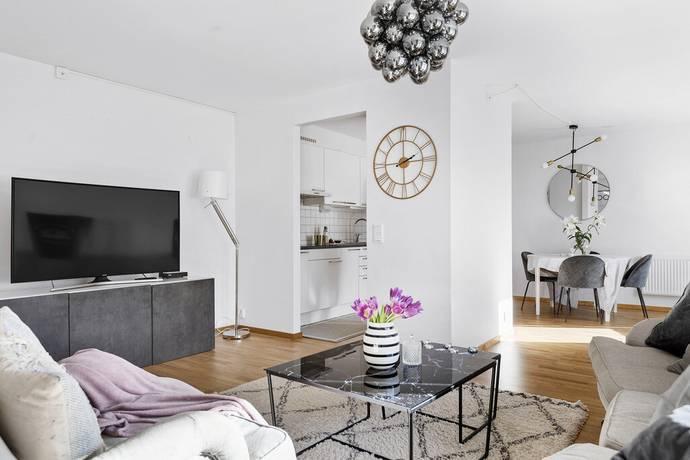 Bild: 2 rum bostadsrätt på Alkalievägen 5C, Ale kommun Bohus