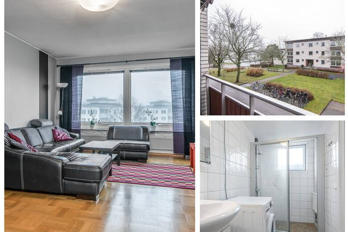Bild: 3,5 rum bostadsrätt på Pinnmogatan 29, Norrköpings kommun Vilbergen