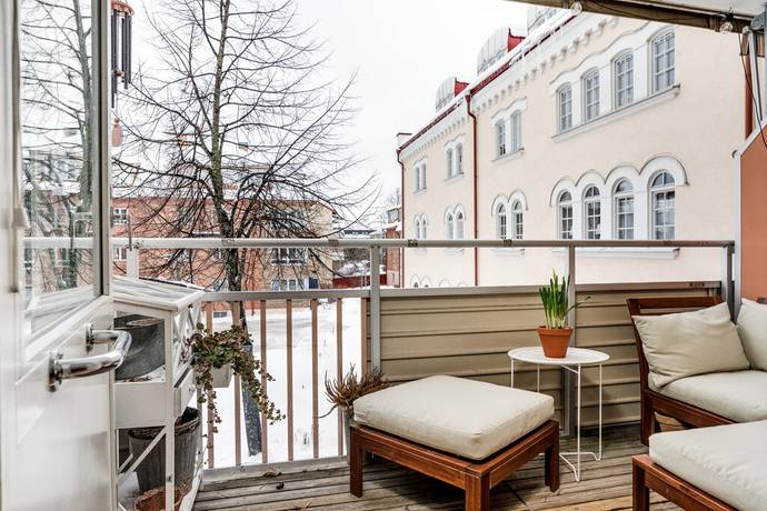 Bild: 2 rum bostadsrätt på Trotzgatan 47, Falu kommun Centralt