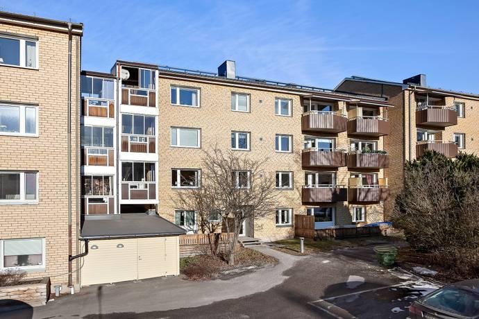 Bild: 3 rum bostadsrätt på Frihetsvägen 17, 1 tr, Järfälla kommun Jakobsberg