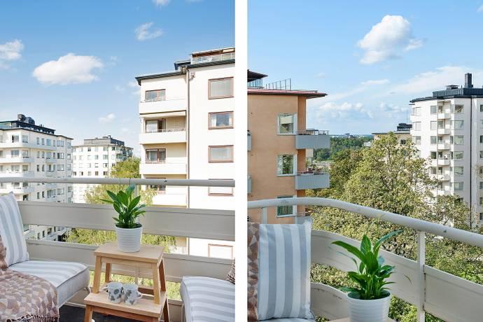 Bild: 1,5 rum bostadsrätt på Rindögatan 19, 8 tr, Stockholms kommun Östermalm/Gärdet