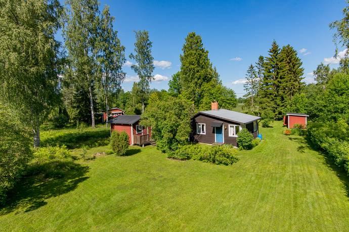 Bild: 2 rum fritidshus på Hedkarbyvägen 100, Sandvikens kommun Årsunda