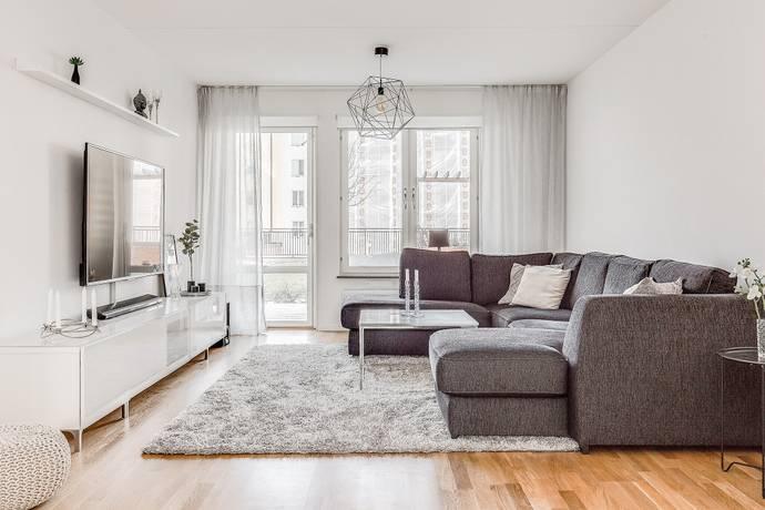 Bild: 4 rum bostadsrätt på Bryggerivägen 1C, Upplands Väsby kommun Centrala Upplands Väsby