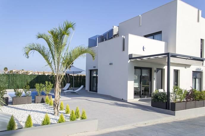 Bild: 4 rum villa på Azalea II, Torre del Moro - Torrevieja, Spanien Torre del Moro