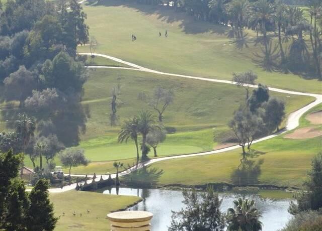 Bild: 3 rum bostadsrätt på Benalmadena Costa - Torrequebrada Fantastisk lägenhet för golfare, Spanien Benalmadena Costa