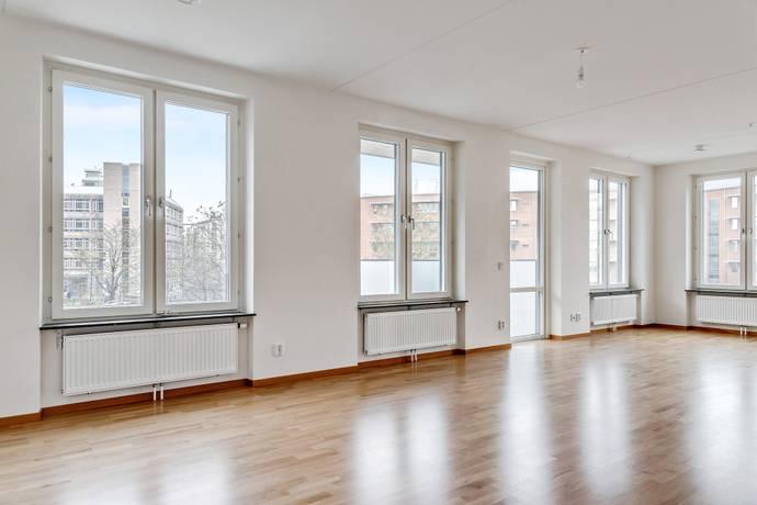 Bild: 5 rum bostadsrätt på Virkesvägen 19, Stockholms kommun Hammarby Sjöstad