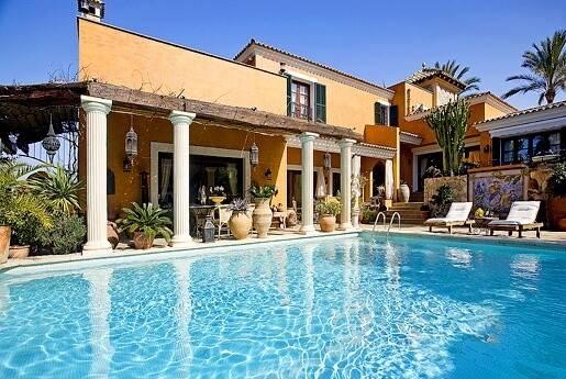 Bild: 3 rum villa på Villa, Mallorca - Santa Ponsa , ES, Spanien Santa Ponca