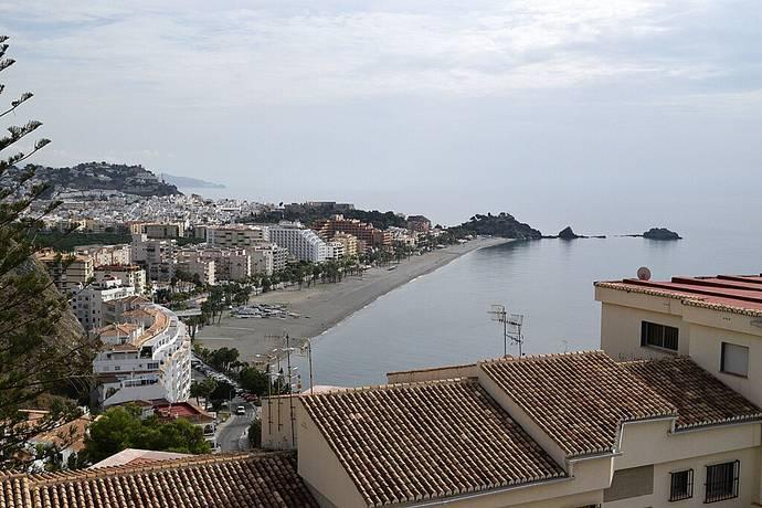 Bild: 3 rum bostadsrätt på Oslagbar utsikt över San Cristobal, Spanien Almuñécar