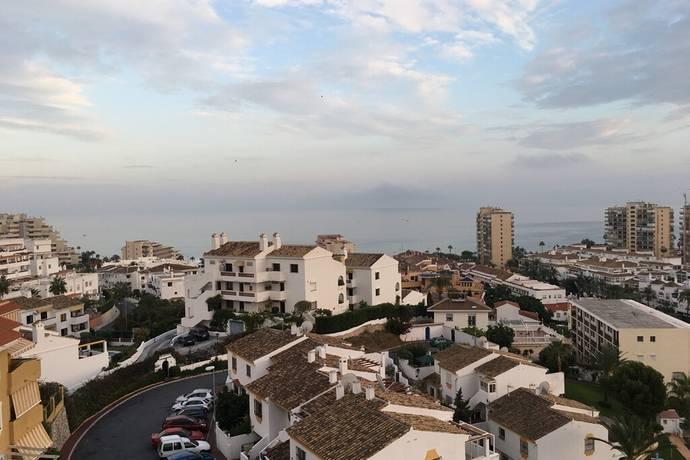 Bild: 3 rum bostadsrätt på SÅLD! Benalmadena-Fin 3:A med underbar utsikt över Medelhavet, Spanien