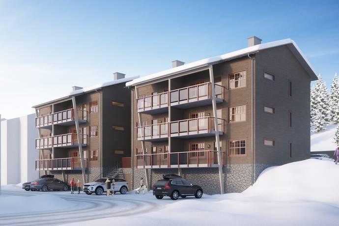 Bild: 4 rum bostadsrätt på Kläppgatan, Malung-Sälens kommun Kläppen
