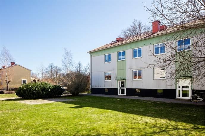 Bild: 2 rum bostadsrätt på Wennerbergsgatan 12A, Växjö kommun Söder