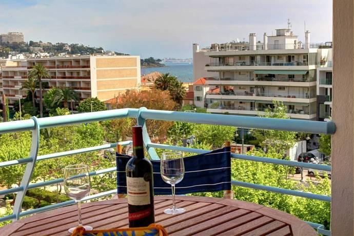 Bild: 2 rum bostadsrätt på Cannes, Frankrike Franska Rivieran