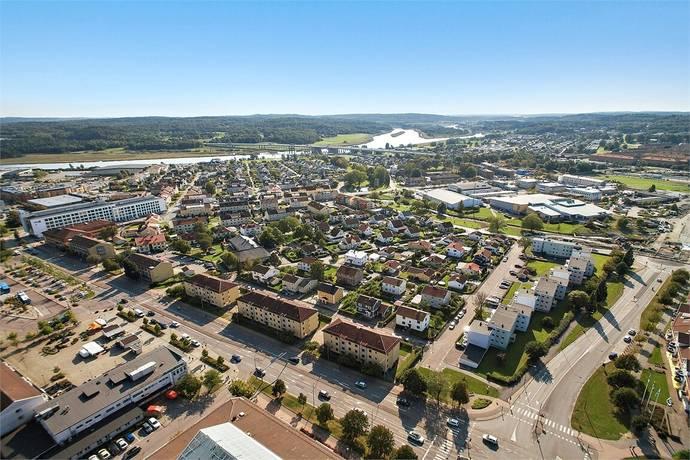 Bild: 3 rum bostadsrätt på Egnahemsgatan 1A, Kungälvs kommun Centrum