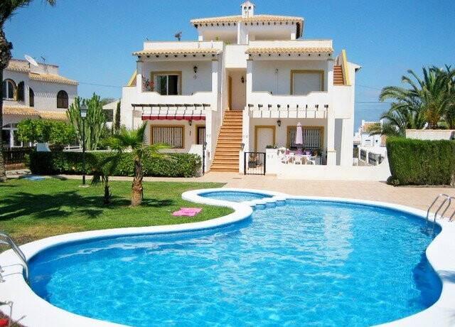 Bild: 3 rum bostadsrätt på Orihuela Costa-Villa Martín, Spanien Costa Blanca
