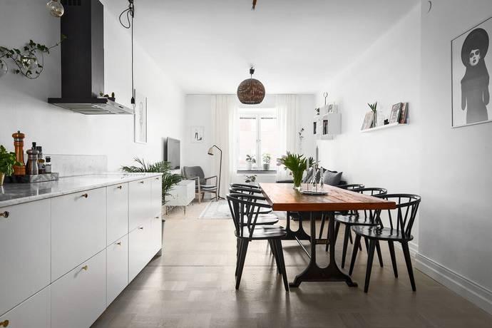 Bild: 3 rum bostadsrätt på Ynglingagatan 5, 2 tr, Stockholms kommun Stockholm