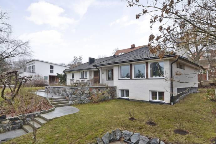 Bild: 10 rum villa på Trädgårdsvägen 31B, Lidingö kommun Brevik