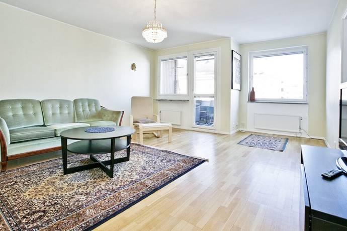 Bild: 1 rum bostadsrätt på Fredsgatan 3, Uppsala kommun Luthagen