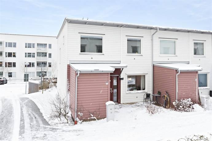 Bild: 5 rum radhus på Löjtnantsgränd 48, Järfälla kommun Barkarbystaden